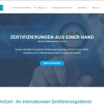 Neue Internetseite
