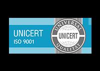 UniCert ISO 9001 Zertifizierung