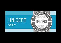 UniCert SCCP Zertifizierung