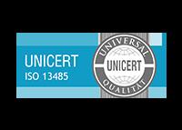 UniCert ISO 13485 Zertifizierung