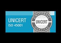 UniCert ISO 45001 Zertifizierung